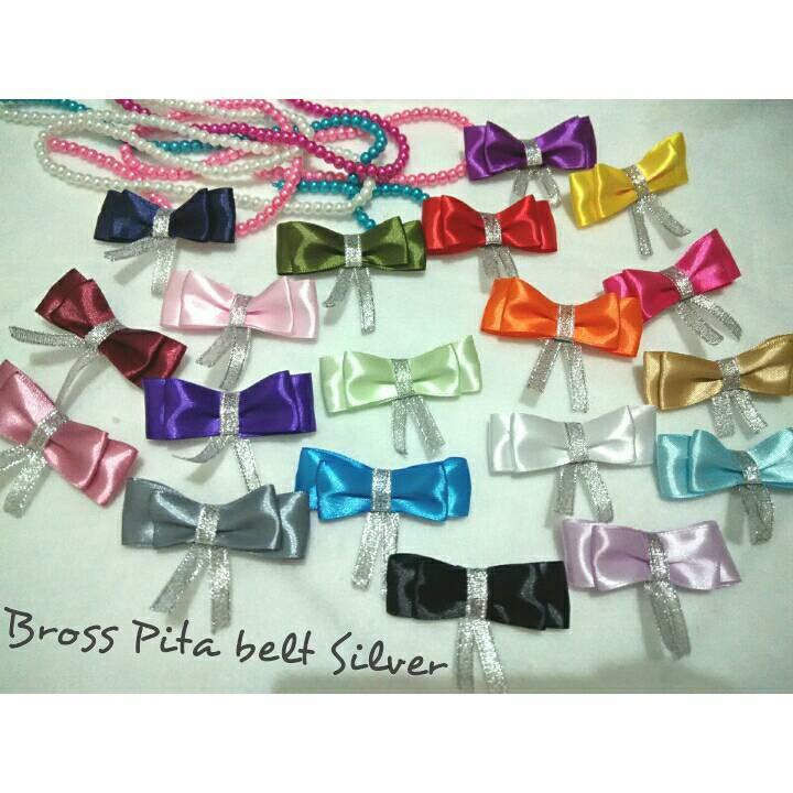 bross hijab / bross pita / souvenir