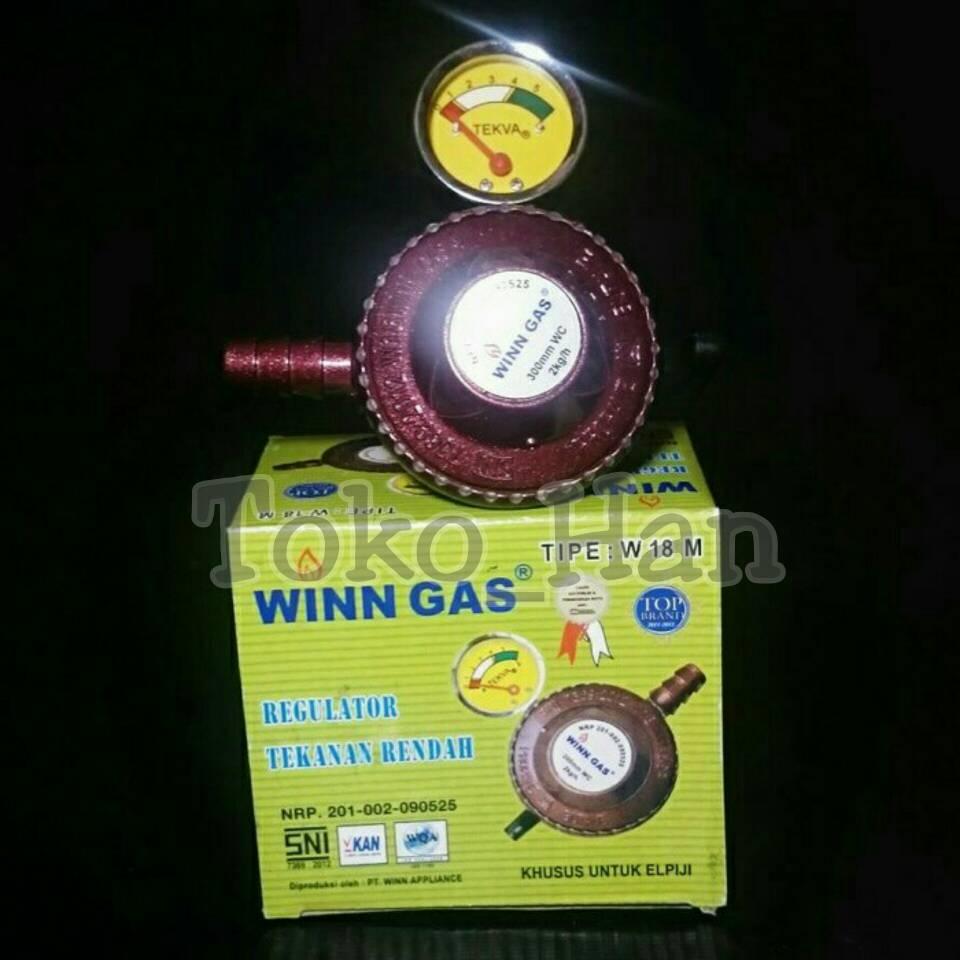 Jual Regulator WINN GAS ...