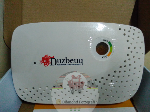 Gel anti jamur/anti lembab elektrik rechargeable