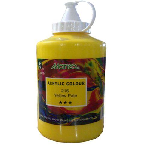 Maries Acrylic Colour A1000B-1/1000ml