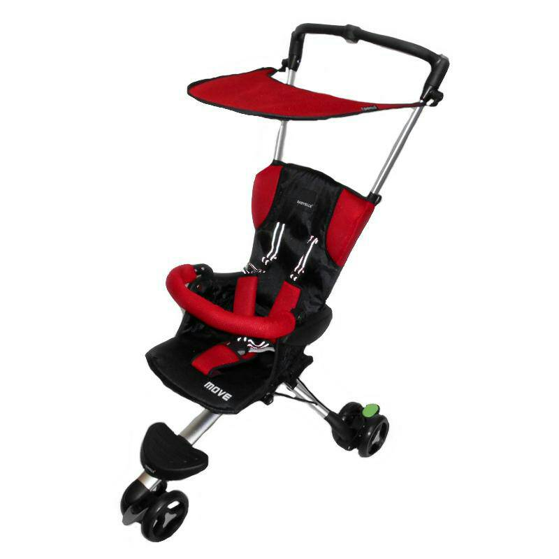 stroller BabyElle Move301 RED