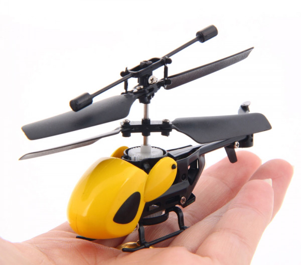 RC Helicopter QS5010 Super Mini Infrared 3.5CH With Gyro RTF
