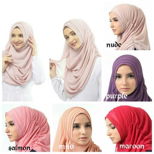 Hijab instant ceruti
