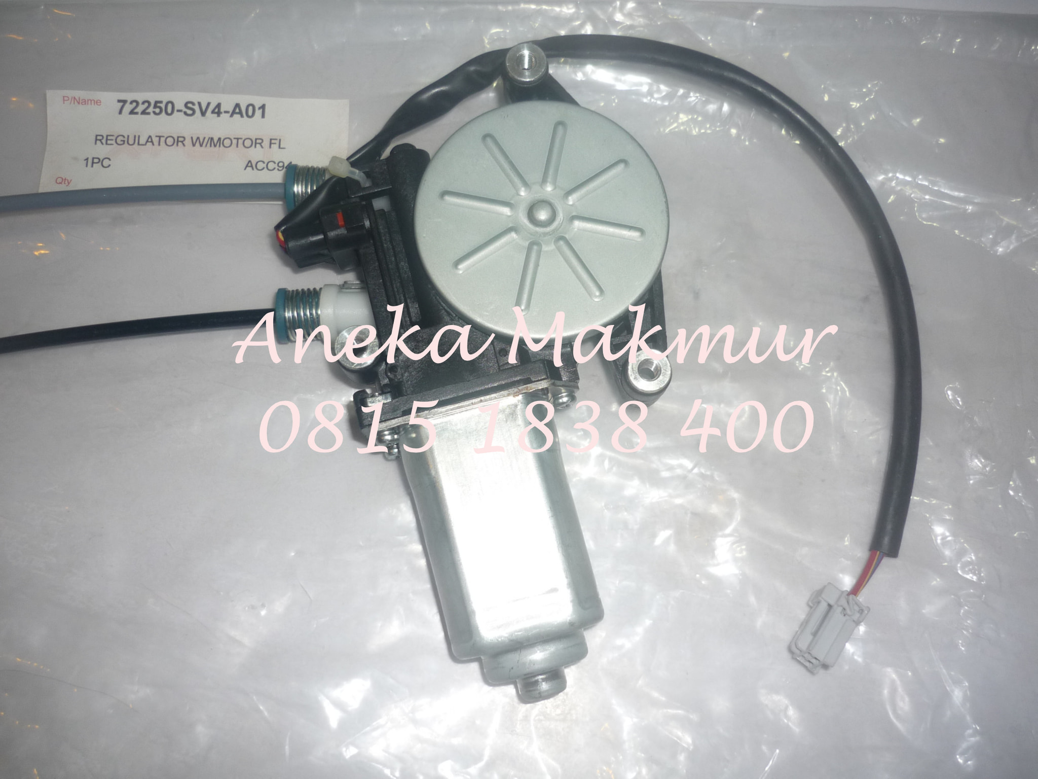 Jual regulator window honda accord cielo 1994 1999 aneka for 2002 honda accord power window problems