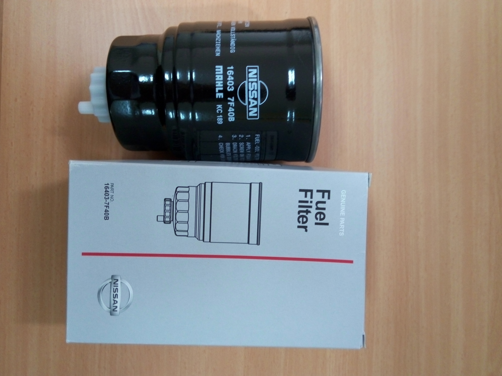 Jual Filter Solar Fuel Nissan Navara Frontier Np300 Filters Datsun Parts Tokopedia