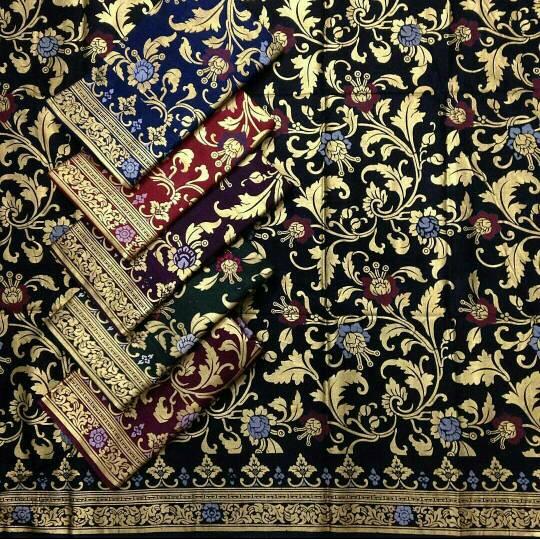Jual Bahan Batik Prada Bali  Kain Batik  Seragam Nikah