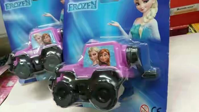 Serutan Meja Frozen