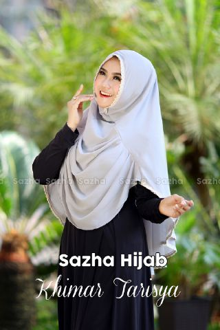 khimar / bergo / hijab / jilbab syari tarisya