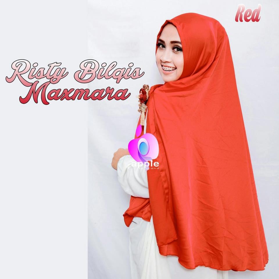 khimar / bergo / hijab / jilbab syari risty bilqis