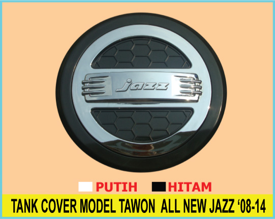 TANK COVER MODEL TAWON ALL NEW JAZZ