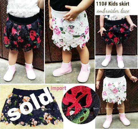 CNIZ-110 kids skirt (nzm)