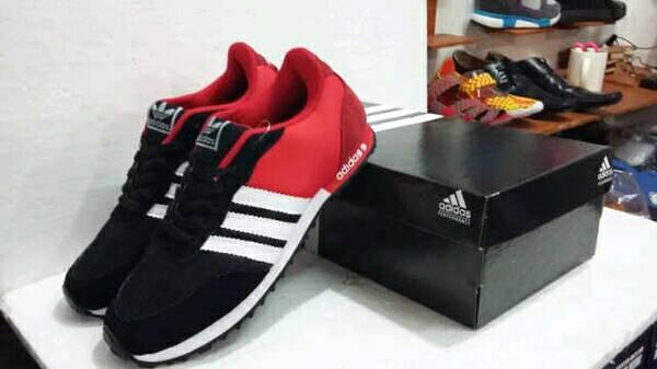 ... sneakers black red grey ef42b 1627e  aliexpress sepatu adidas neo v  racer red merah murah running . 14b3d 3243a 5809a4d985