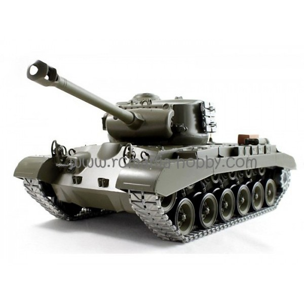 Heng Long Snow Leopard 1:16 2.4Ghz W/ Metal Track (Sound and Smoke)