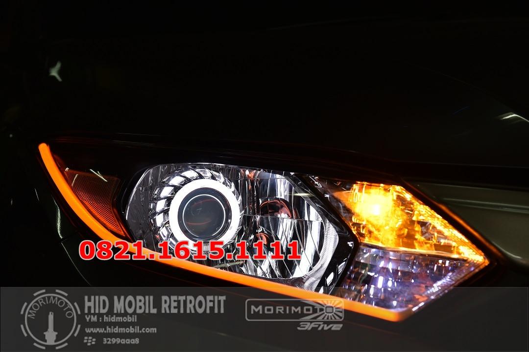 Jual Headlamp Honda HRV Angel Eyes DRL Housing