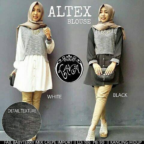 Baju Hijab Murah Altex