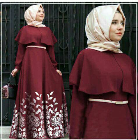 Hijab andiani rose cc