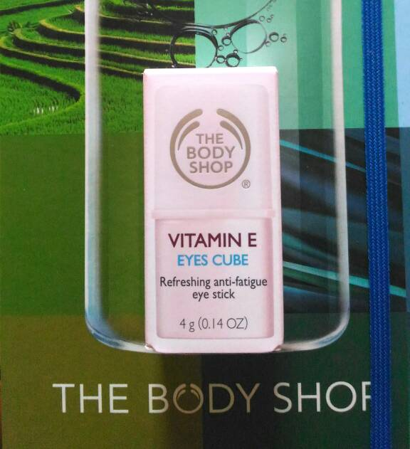Jual Vitamin E Eyes Cube The Body Shop ...