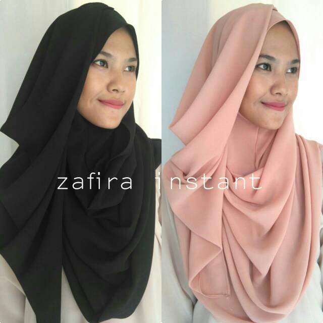 Pashmina instant | Hijab instant | Zafira Instant | Drapery Shawl