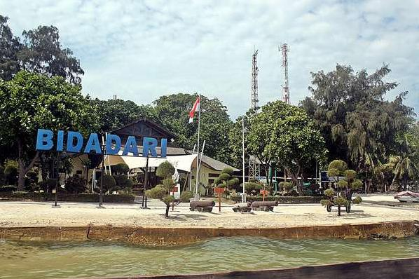 Paket Day Trip pulau Bidadari