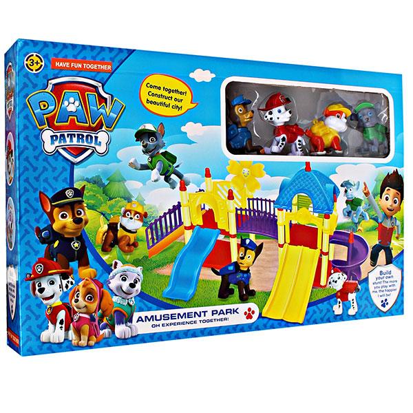Mainan Anak Taman Bermain PAW PATROL AMUSEMENT PARK ZY-557 Murah