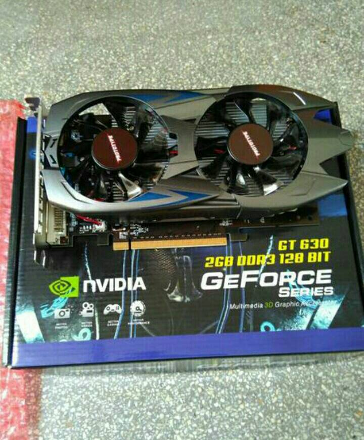VGA PROTOTYPE GT630 GEFORCE 2GB 128BIT DDR3 murah