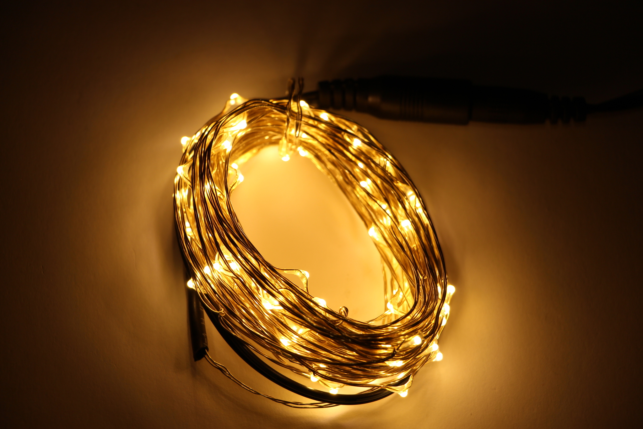 Jual String Lights : Jual Fairy Lights Micro LED String Light - Lampu Hias Unik Mini 10M LED - 51O Shop Tokopedia