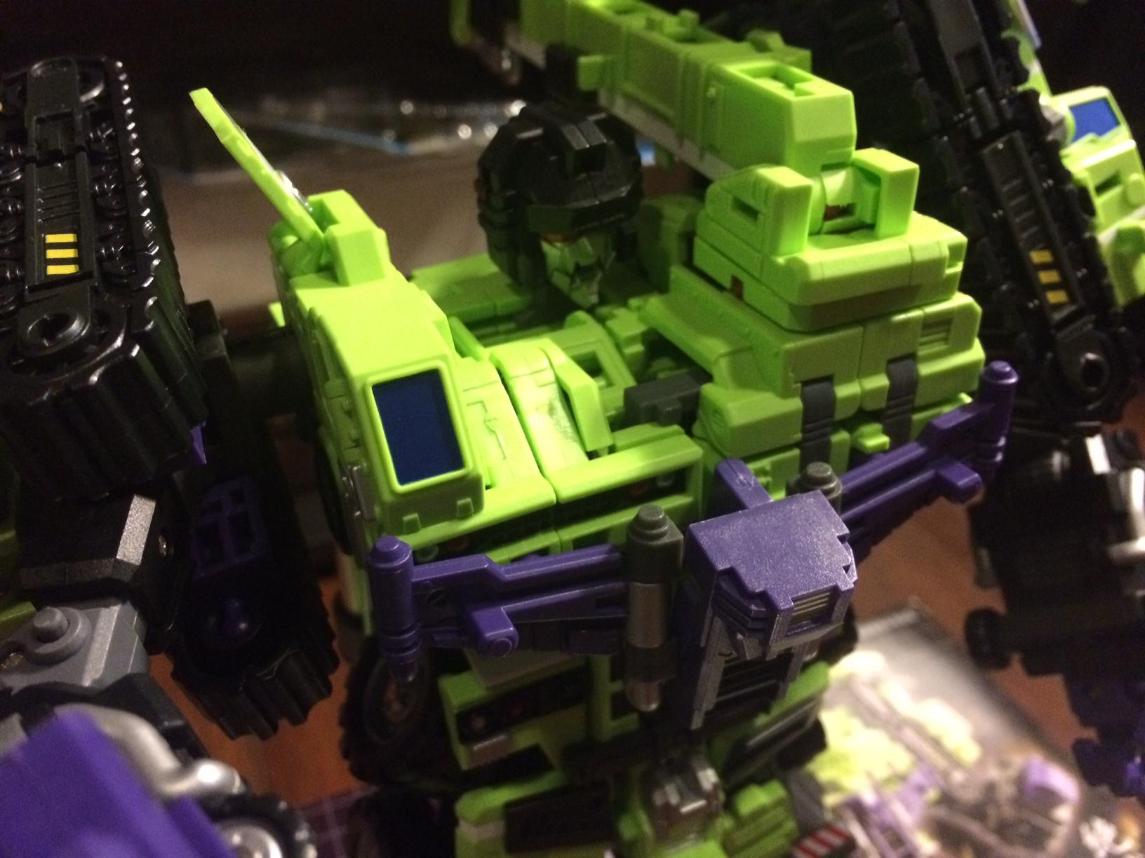 Jual Transformers Maketoys Giant Type 61 Devastator Toys R U By Tokopedia