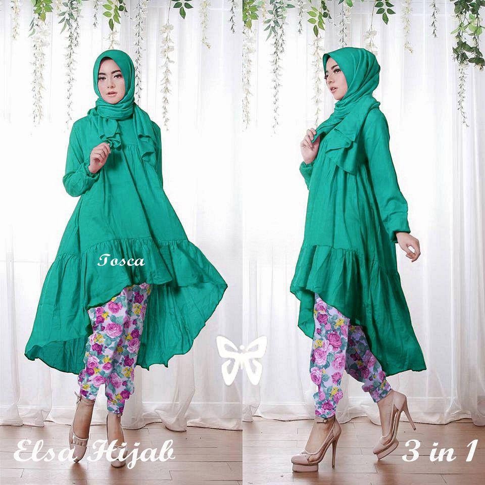 Elsa Hijab Tosca