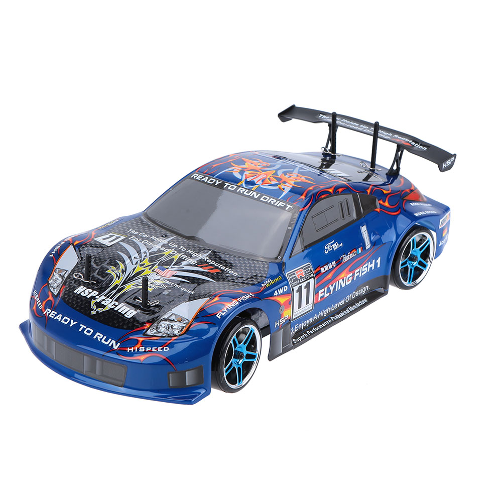 HSP Flying Fish Drift 2.4Ghz Ready to Run (body 12307)