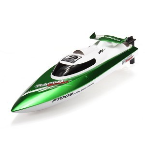 FT009 UPGRADE (with lipo) 2.4G High Speed Racing Boat w/ motor cooling