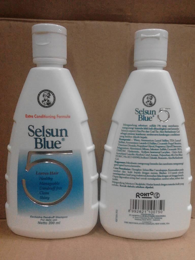 Pantene Shampoo Anti Dandruff 900ml. Source · SHAMPOO SELSUN BLUE (5)