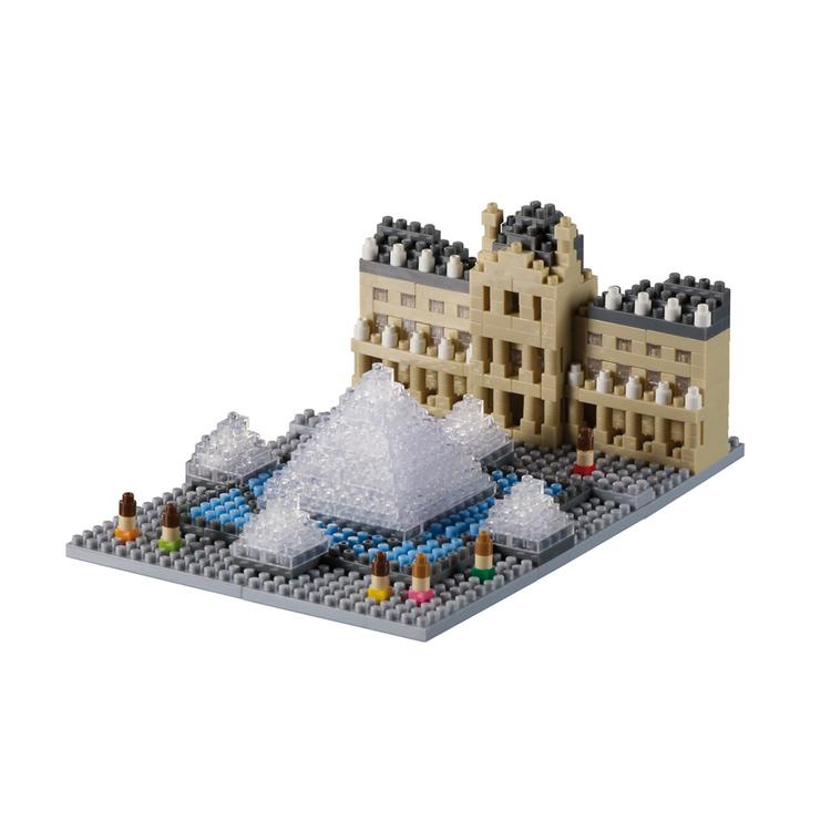 BRIXIES 200.166 Muse du Louvre (Level 3)
