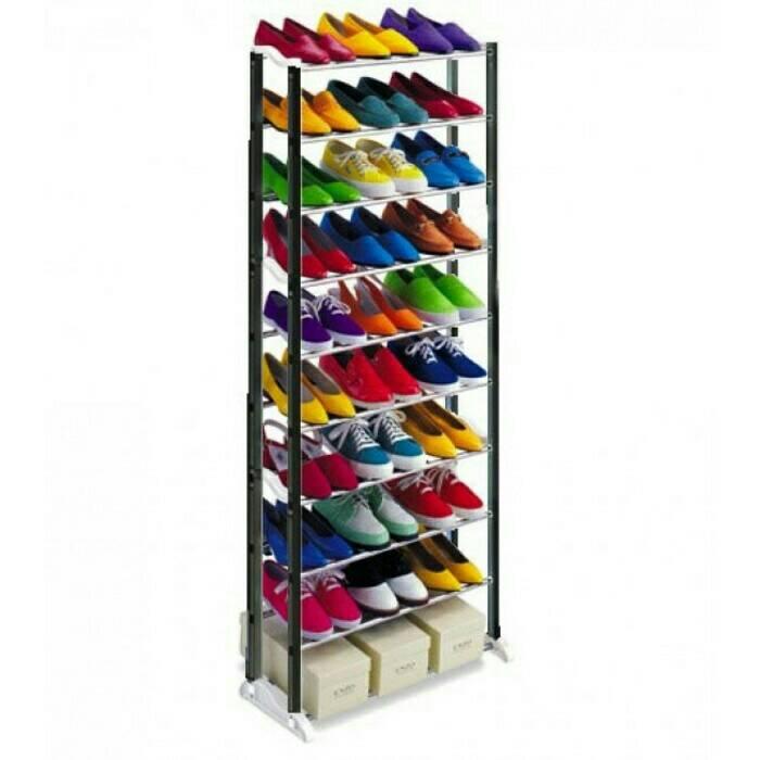 Rak Sepatu, Rak sandal, Lemari Sepatu, tempat sepatu