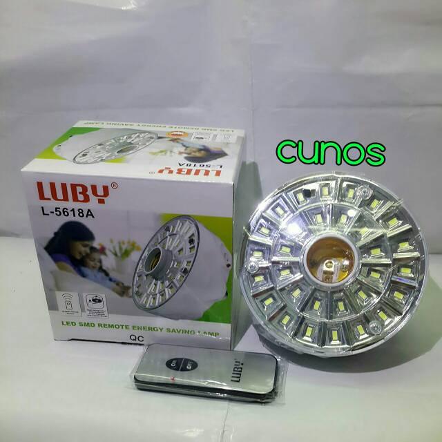 Lampu Emergency Remote Luby L-5618A