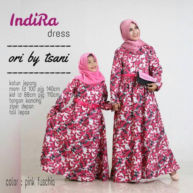 Baju Muslim Couple Untuk Ibu Dan Anak Jual Baju Gamis Couple Ibu