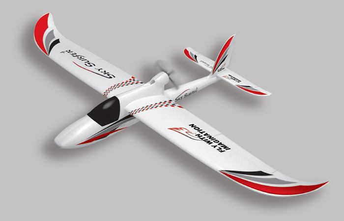 Sky Surfer 1400mm Glider PNP ( )