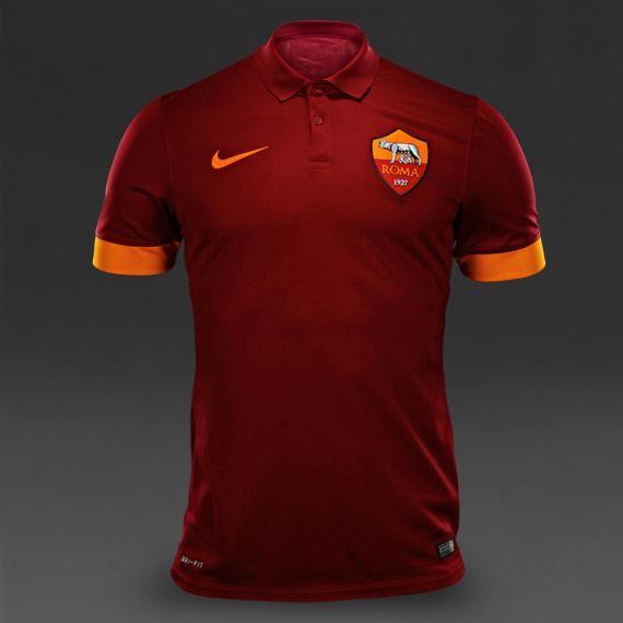 Jual Kaos Polo As Roma