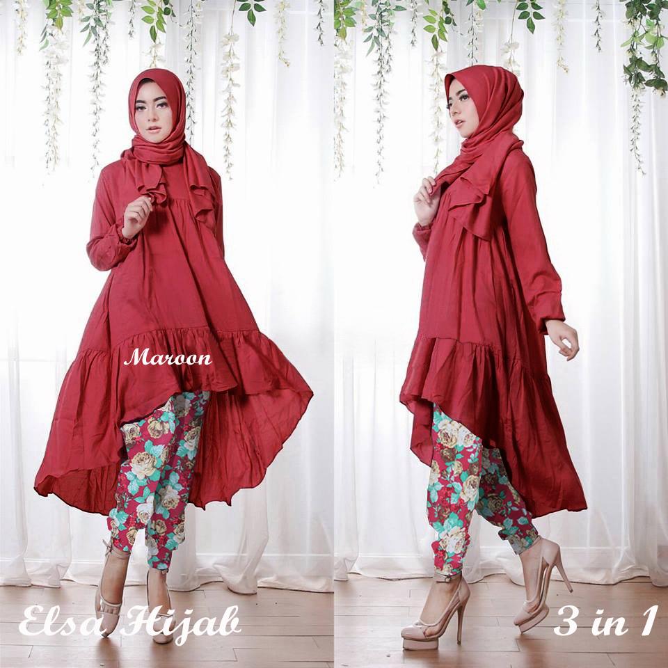 Hijab Elsa