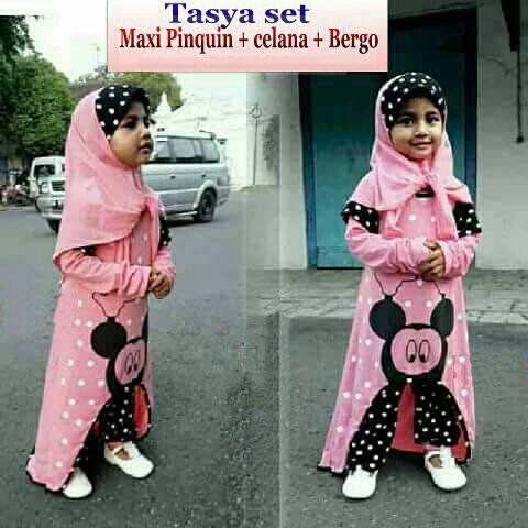 hijab tasya kid