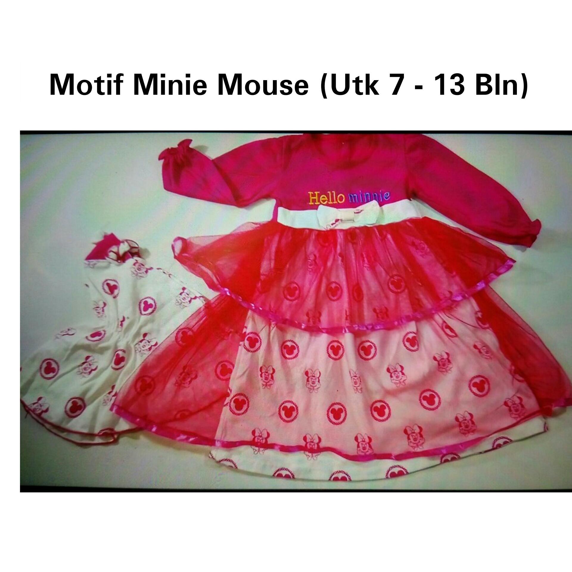 86 Model Baju Gamis Bayi 7 Bulan Terbaru