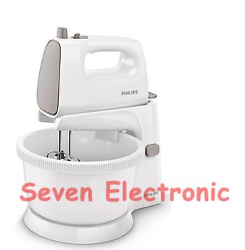 Stand Mixer PHILIPS HR1559 Putih Abu