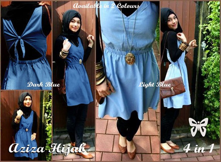 Aziza Hijab  Dress