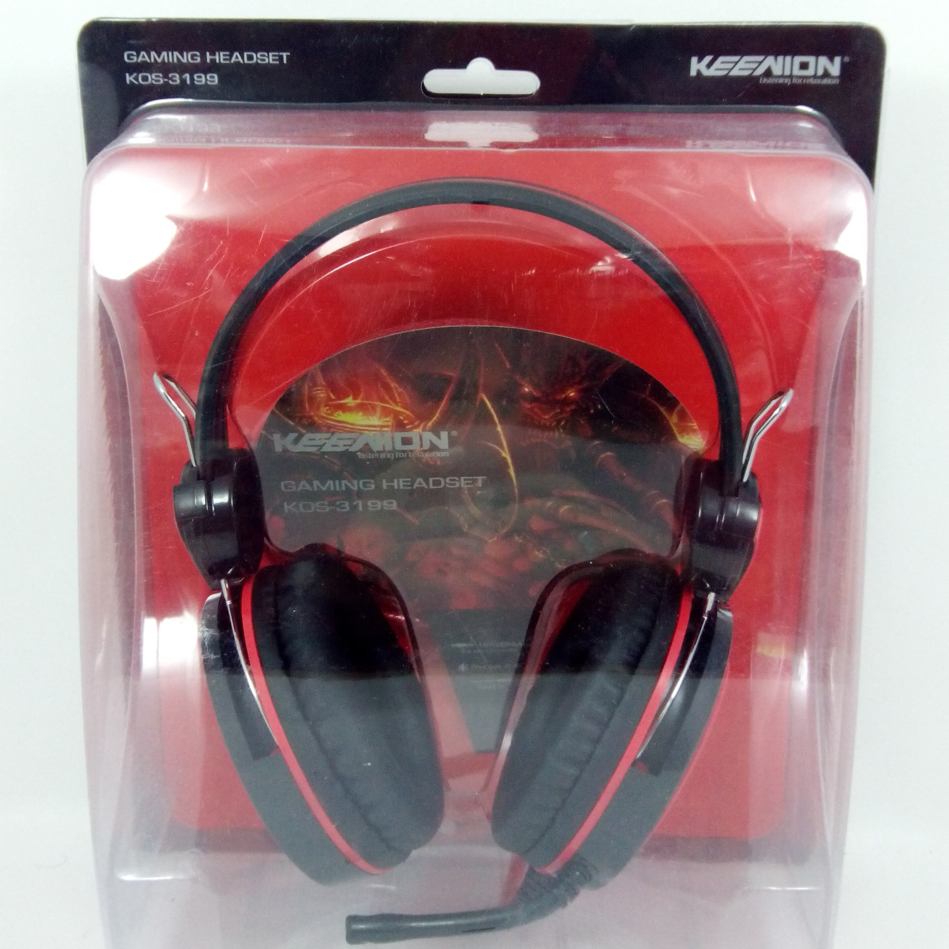 Keenion Headset Kos 699 Hitam Daftar Update Harga Terbaru Dan 803 Headphone Original Blue Jual Gaming 9199 Stereo Bass Hesti D Shop Tokopedia