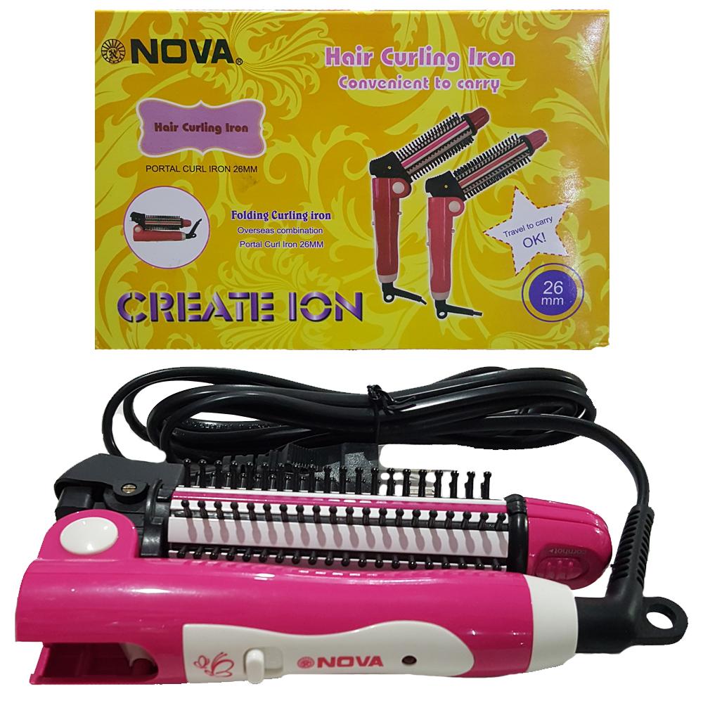 Nova Catok Lipat 3 In 1 26mm Daftar Update Harga Terbaru Indonesia Catokan 3in1 Nhc 8890 Jual Curly Create Ion Dewata Kosmetik Tokopedia