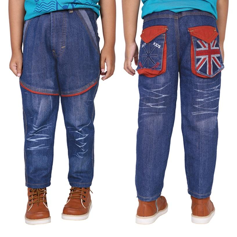 Celana Anak Laki-laki / Boy Pants / Celana Jeans Anak Catenzo Jr 135