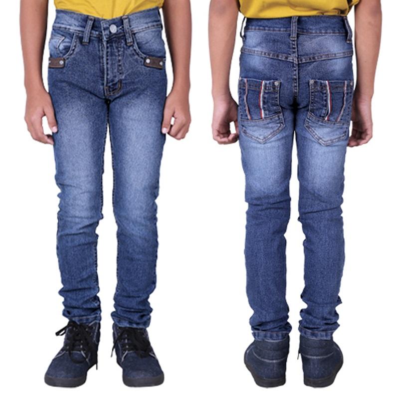 Celana Anak Laki-laki / Boy Pants / Celana Jeans Anak Catenzo Jr 137