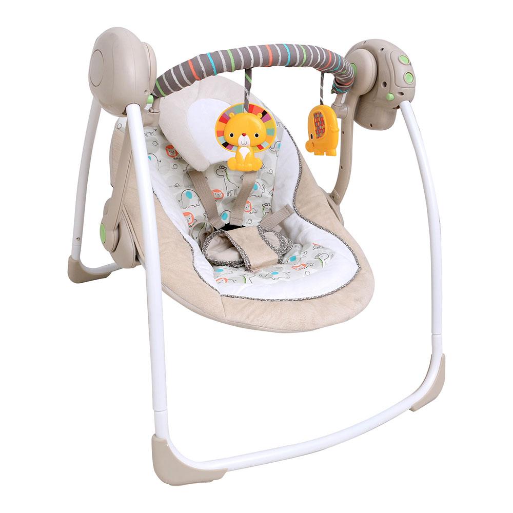 Jual Weeler Portable Swing Bouncer 6194 Wonderland Baby Shop Tokopedia .