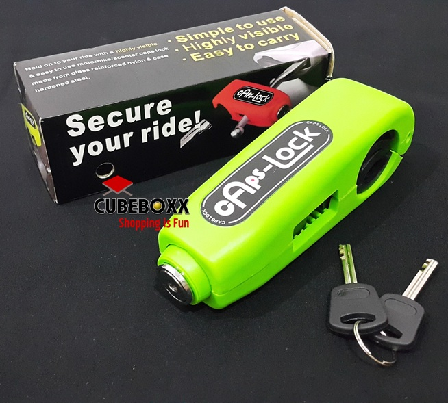 Jual Griplock Grip Lock Kunci Gembok Pengaman Anti Maling