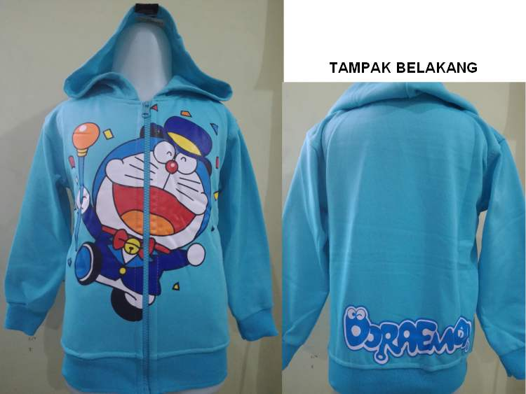 JKKD71 - Jaket Doraemon Dancing (XXL)