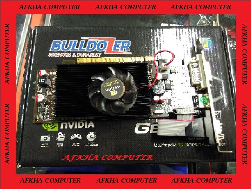 VGA CARD NVIDIA GT210 1GB 64BIT DDR3 murah